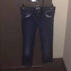 Aeropostale 3/4 Jeans